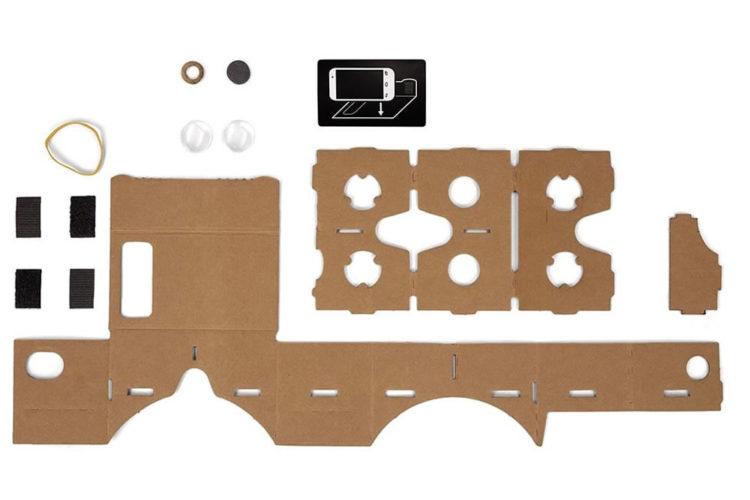 Google Cardboard Kit