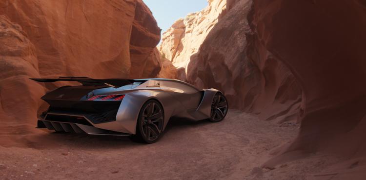 Gran Turismo Sport PS VR CES 2017 jeux PS VR