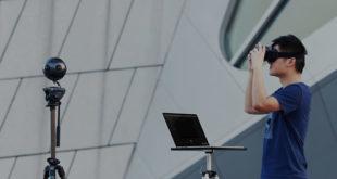 Insta360 Pro caméra filmer 3D 8K réalité virtuelle