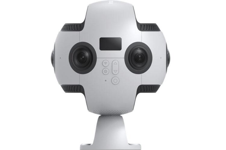 Insta360 Pro caméra réalité virtuelle 8K live stream photos 360 degrés panoramique