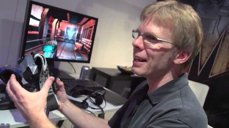 Procès Zenimax vs Oculus avier 2017 Dallas tribunal John Carmack document