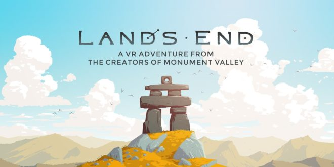 land's end samsung gear vr test monument valley ustwo