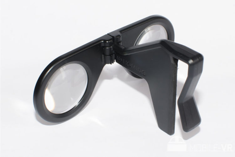 Lunette 3D VR