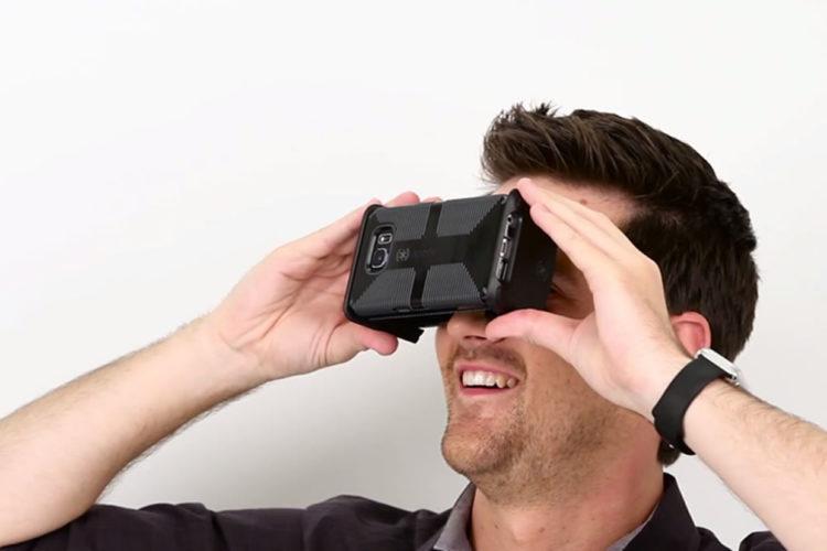 Lunettes VR réalité virtuelle Pocket VR