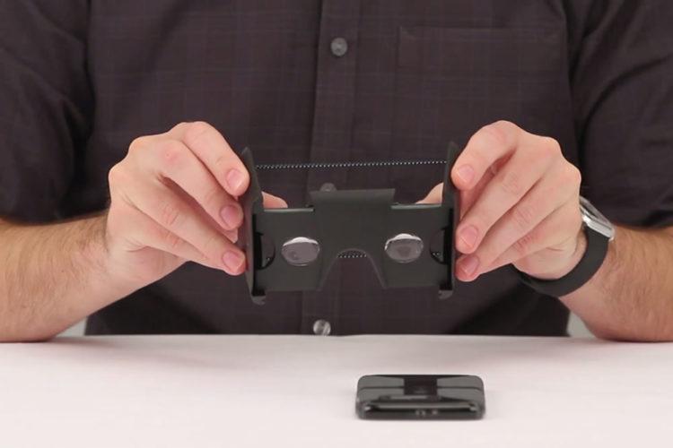 Lunette VR 3D