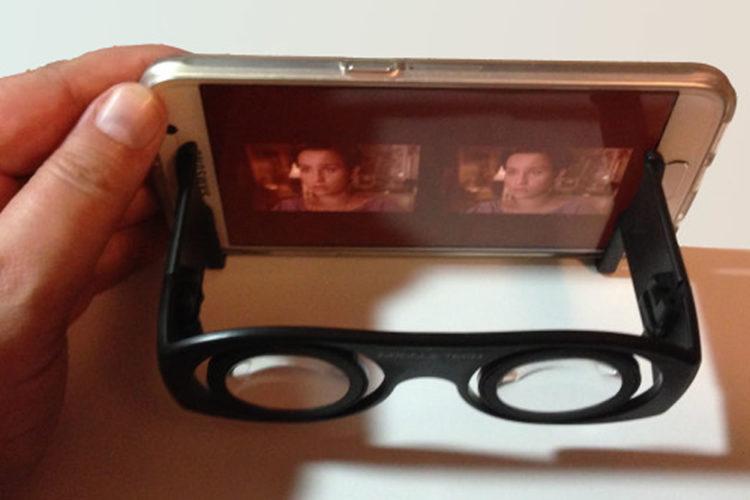 Lunette VR smartphone