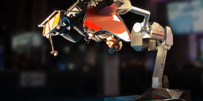 MMONE accessoire réalité virtuelle extrême sensations mouvement accélérations