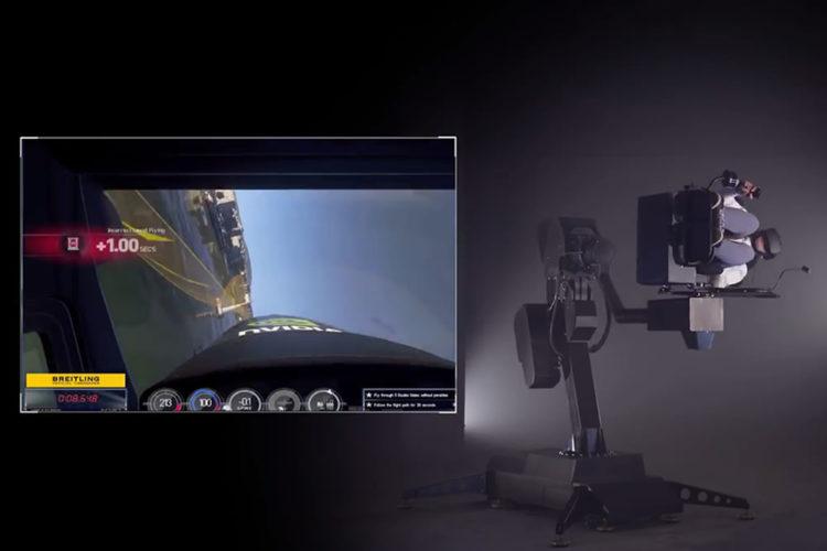 MMONE accessoire jeux réalité virtuelle simulateur simulations