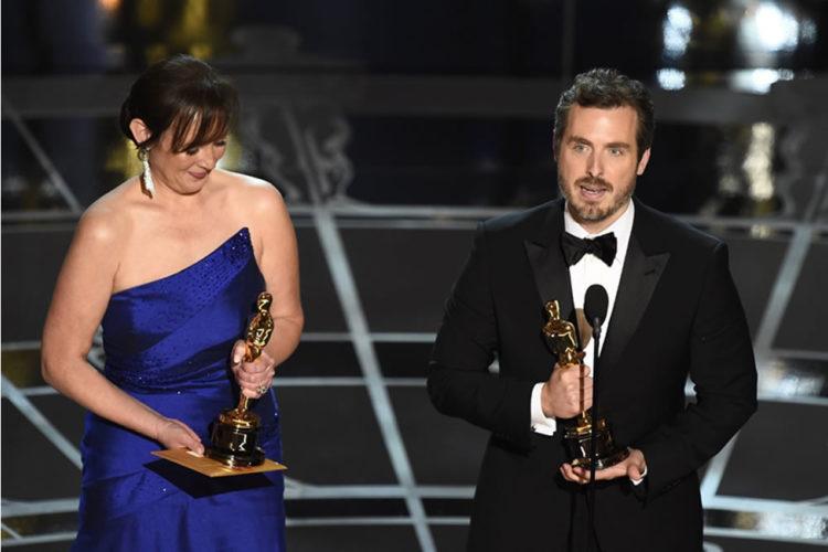 Patrick Osbourne réalisateur film VR Pearl réalité virtuelle nominé Oscars