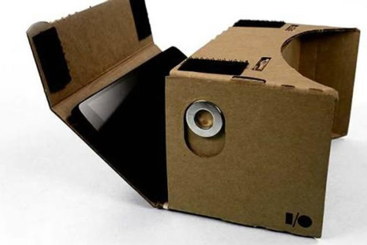 Photos Google Cardboard