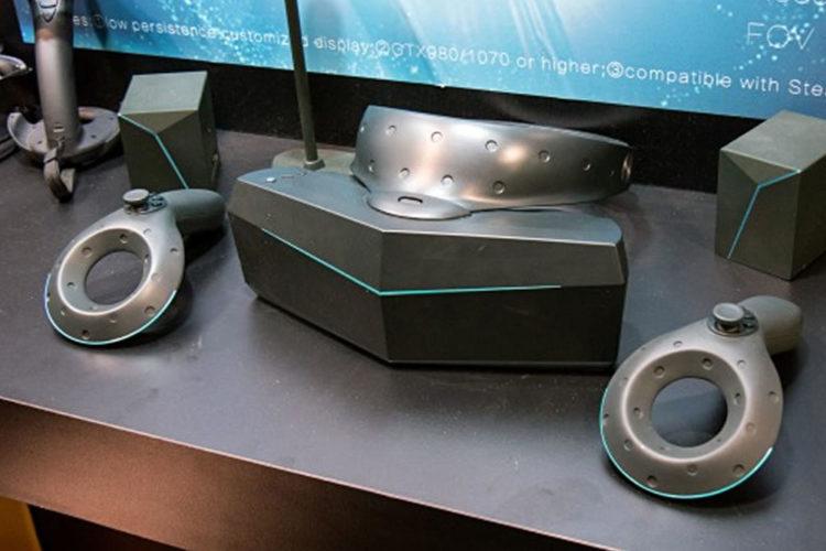 Pimax casque VR 4K par oeil