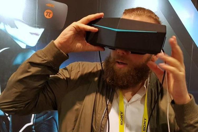 Pimax VR casque réalité virtuelle 8K
