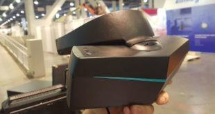 Pimax VR CES 2017 casque réalité virtuelle très haute définition