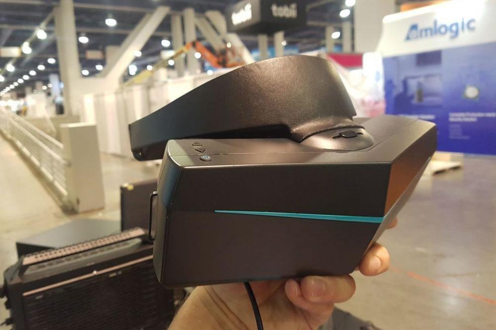 CES 2017 : Pimax VR sera le premier casque VR à approcher la 8K