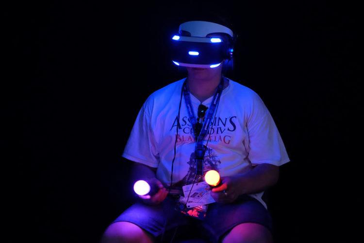 PlayStation VR Move contrôleurs accessoires