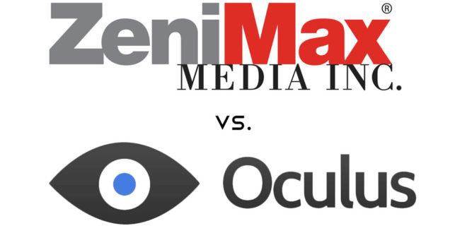 Procès Oculus Zenimax pour vol de technologies Oculus Rift