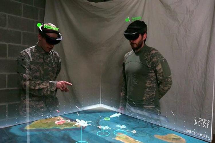 RA armée de l'air australienne réalité augmentée défense