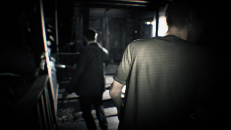IMMERSIONent Evil 7 PS VR
