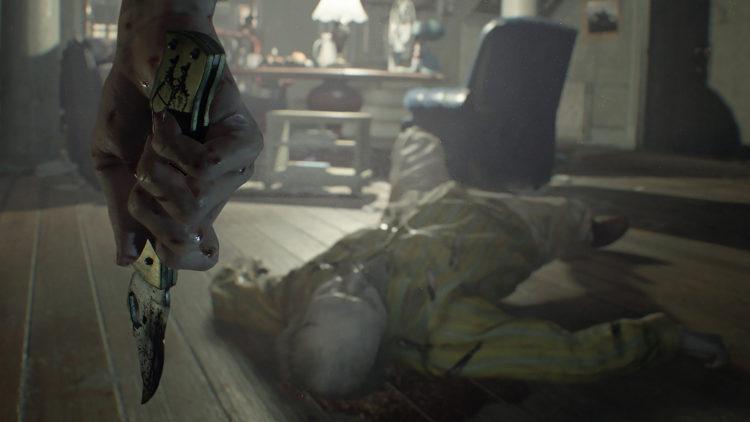 Resident Evil bIOHAZARD lOUISIANE