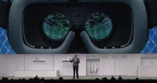 Samsung annonces CES 2017 Gear VR