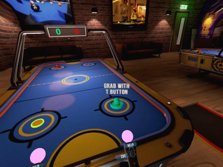 sports bar vr en test vid o un bar virtuel pour jouer au. Black Bedroom Furniture Sets. Home Design Ideas