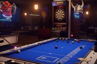 HTC Vive PS VR Oculus sports bar vr billard fléchettes