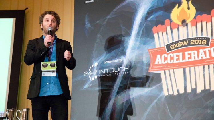 SXSW pitch concours startup accélérateur VR