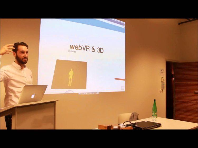 Virtuleap hackathon WebVR