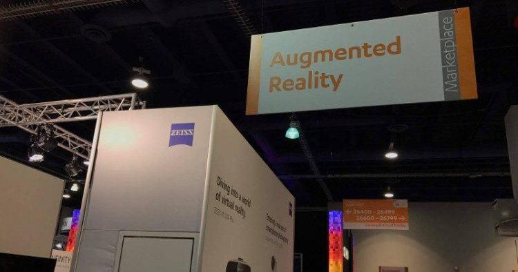 Zeiss augmented reality
