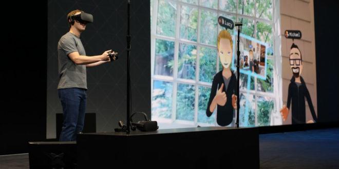 facebook vr zuckerberg oculus 3 milliards investissement