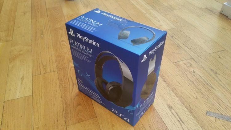 PS4 Playstation Platinum