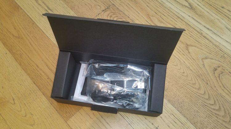 platinum casque boite accessoires