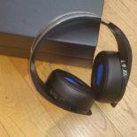 Playstation Platinum test audio PS4