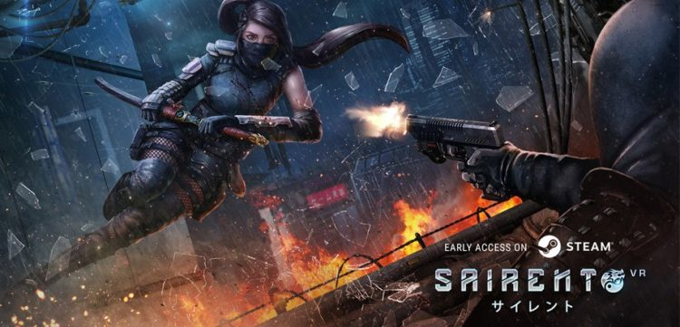 Sairento Early Access banner