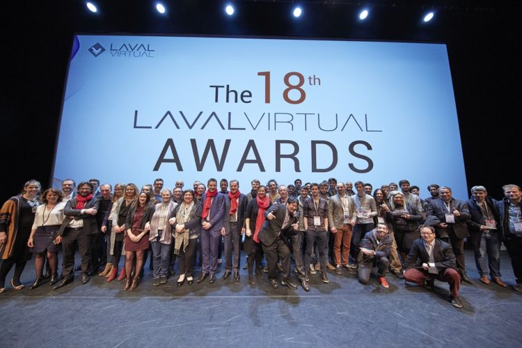 Laval Virtual Awards
