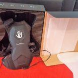 Subpac M2 accessoire VR son fréquence basseveste sac à dos unboxing