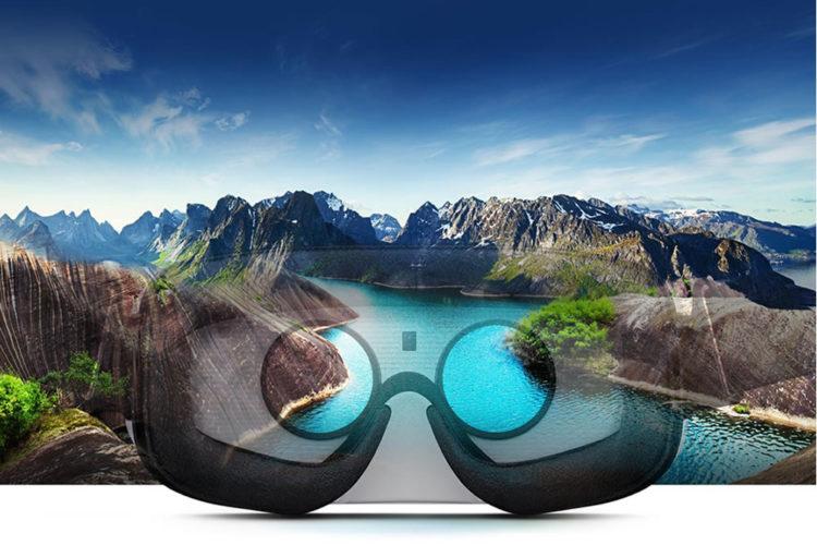 Adapter vue vision casque réalité virtuelle VR