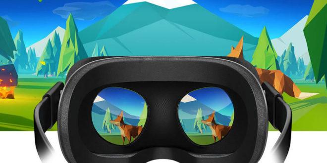 Adapter la vue casque VR lunettes
