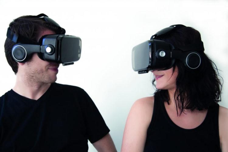 Amour compassion amitié réalité virtuelle VR