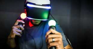 Brevet PlayStation VR