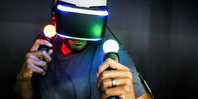 Brevet PlayStation VR