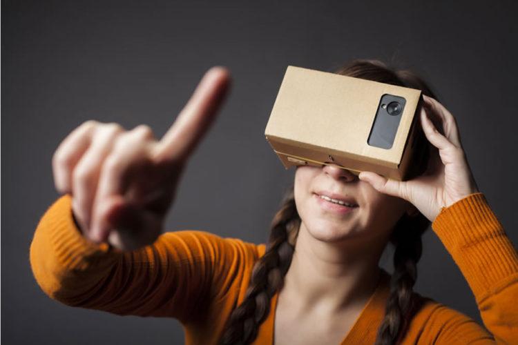 Campagne publicitaire en VR