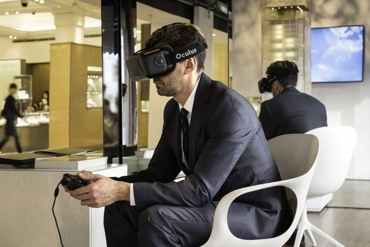Chiffres ventes Oculus Rift 2016 fermeture boutiques magasin Facebook éphémères