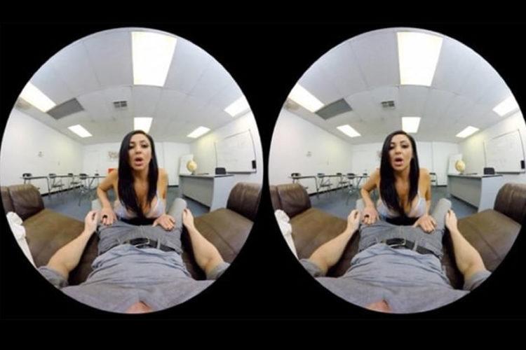 Chiffres POrnHub Réalité virtuelle VR