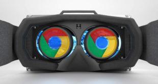 Chrome compatible WebVR