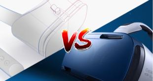 vr mobile google daydream vs samsung gear vr oculus facebook réalité virtuelle smartphone