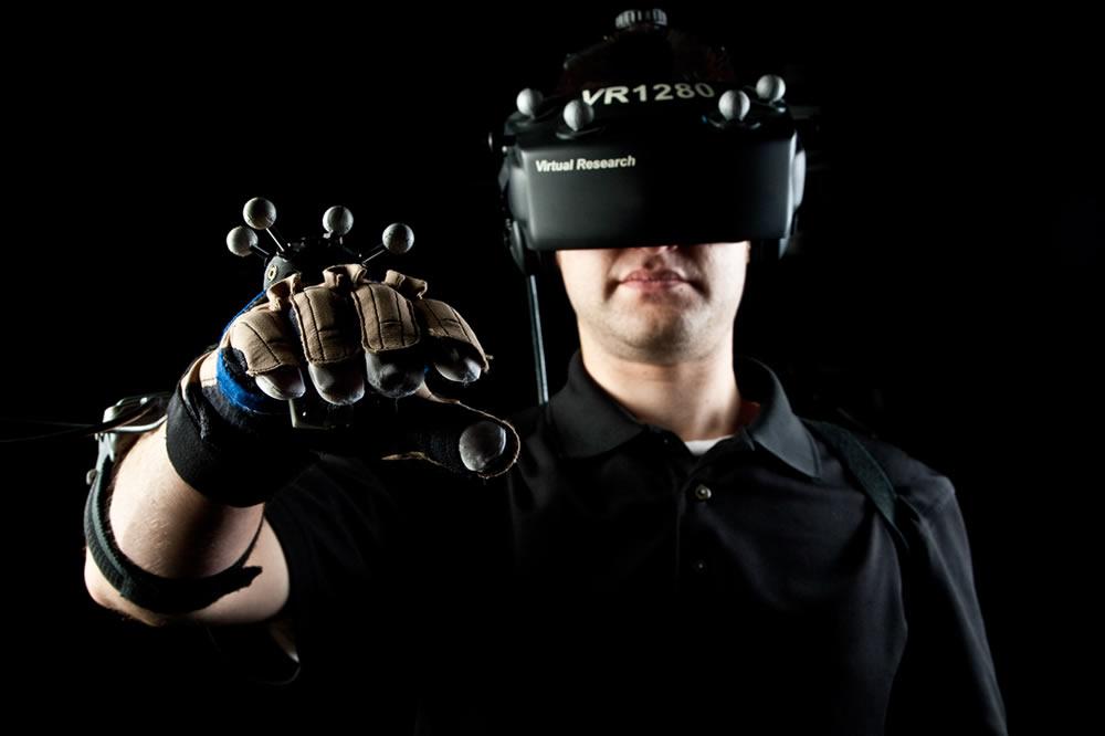 Développeurs de jeux en réalité virtuelle et en réalité augmentée étude