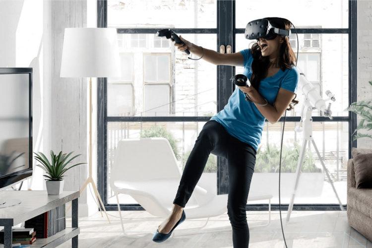 Divertissement joir réalité virtuelle VR