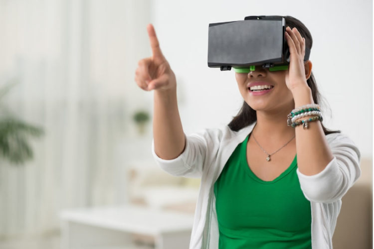 Emerveillement fascination beauté réalité virtuelle VR