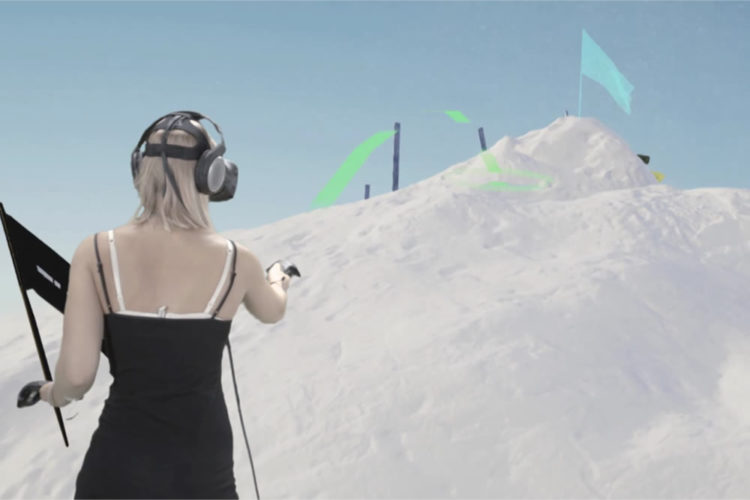 Everest VR jeu escalade HTC Vive Oculus Rift